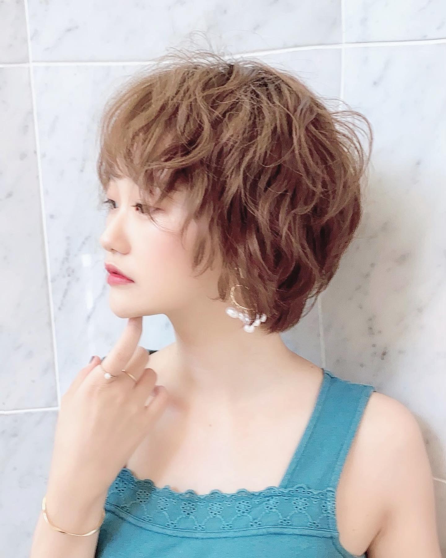 hair by 林田 のりこ